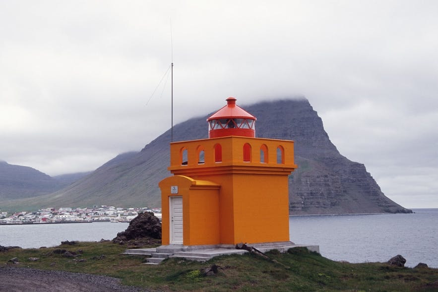 冰島西峽灣hnifsdalur