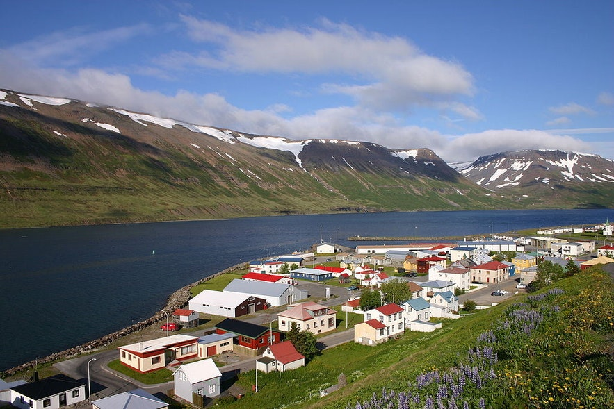 冰島Sudureyri