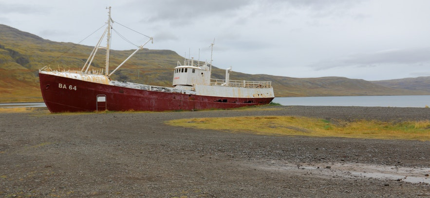 冰島西峽灣Patreksfjörður