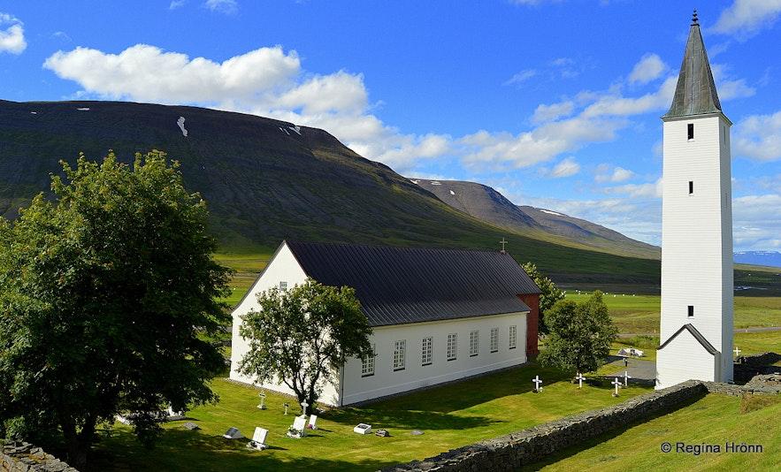 Hólar in Hjaltadalur N-Iceland