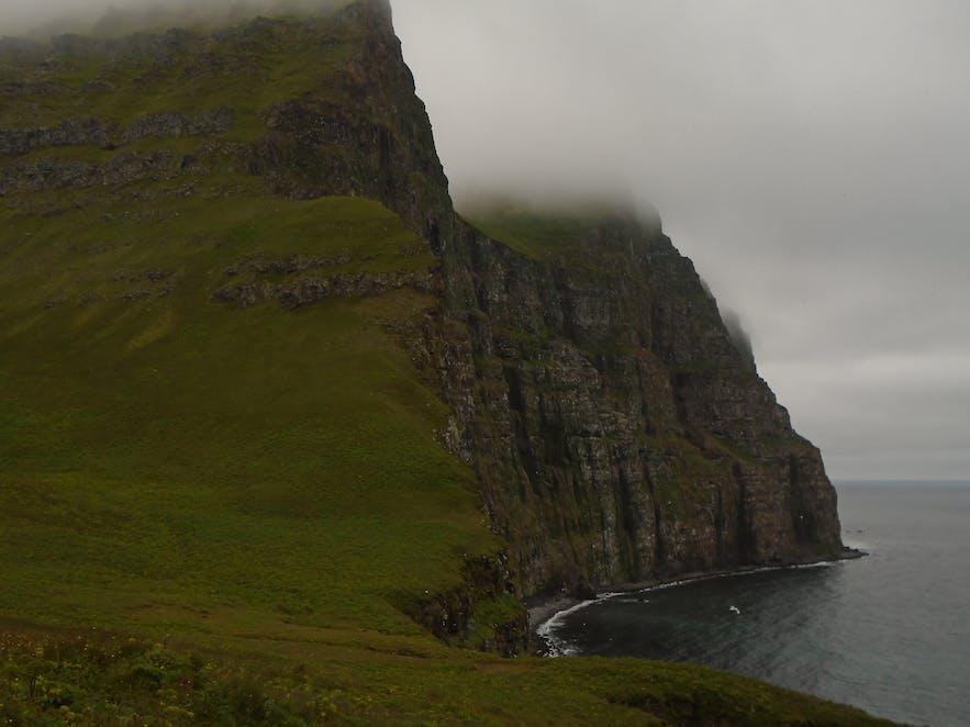 冰岛西峡湾豪斯川迪尔自然保护区