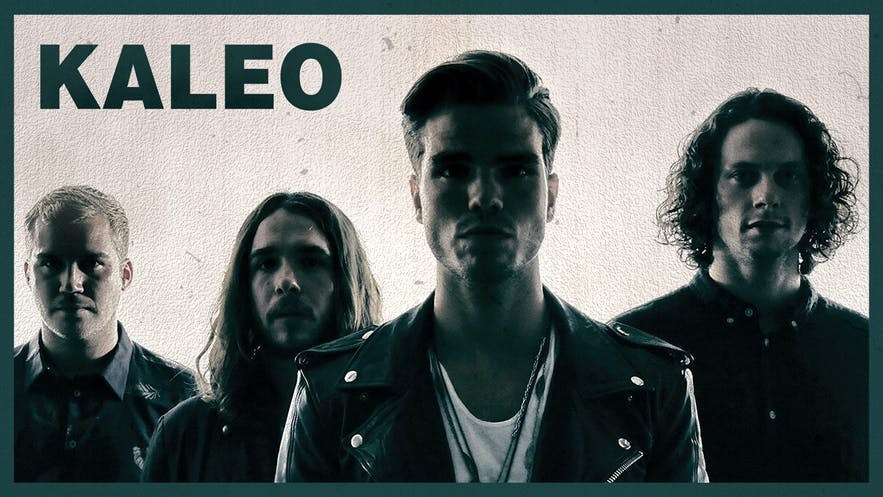 How did Kaleo go on to become one of Iceland's biggest known rock bands? How did they get they start, and how did they break the United States' music scene?