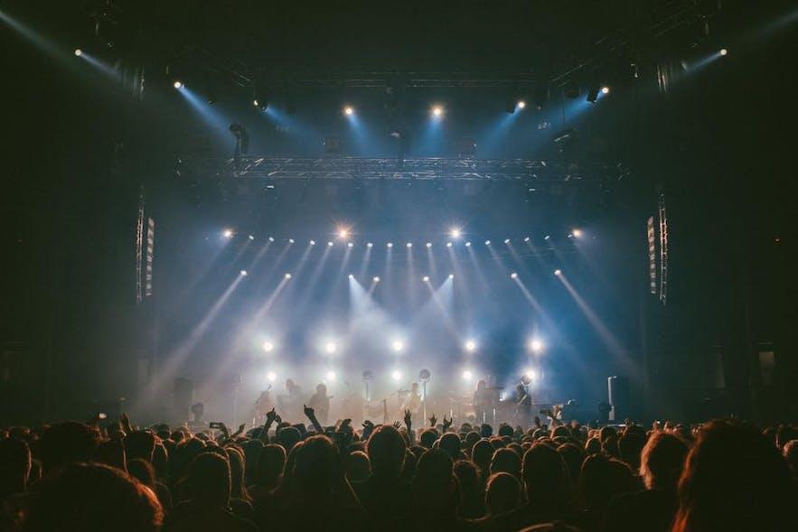 Kaleo live performance in London, United Kingdom (2017).