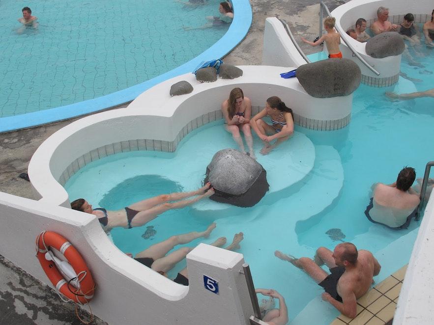 雷克雅維克最大游泳池