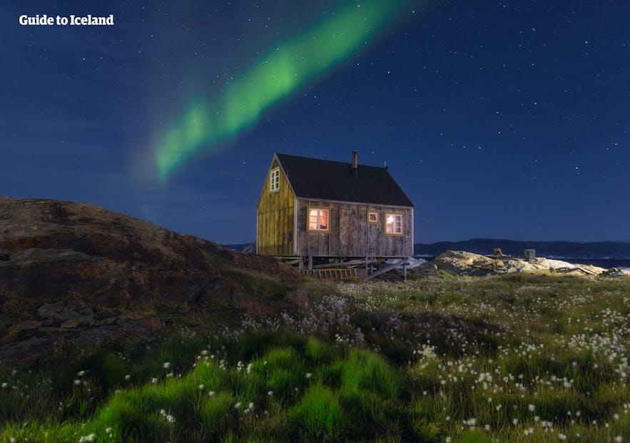 アイスランドとはまた違った独自の文化と風景が味わえる|グリーンランド