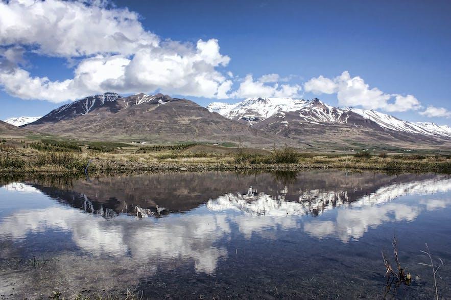 「トロール半島」で一番高い山、Kerling山|アイスランド・トロットラスカギ半島