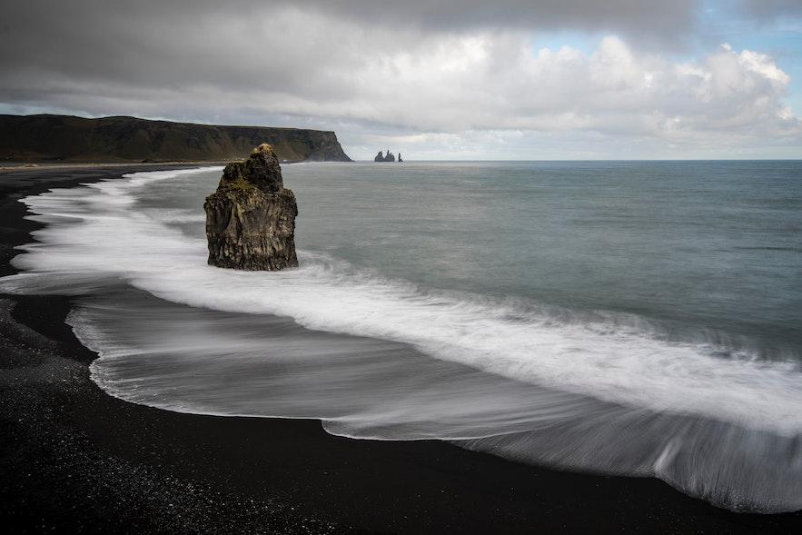 冰島南部海角