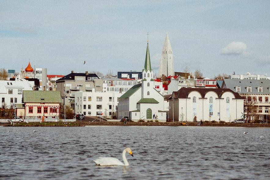 冰島雷克雅維克景色