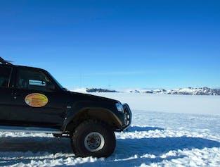 Glacier Jeep Tour on Vatnajokull Glacier