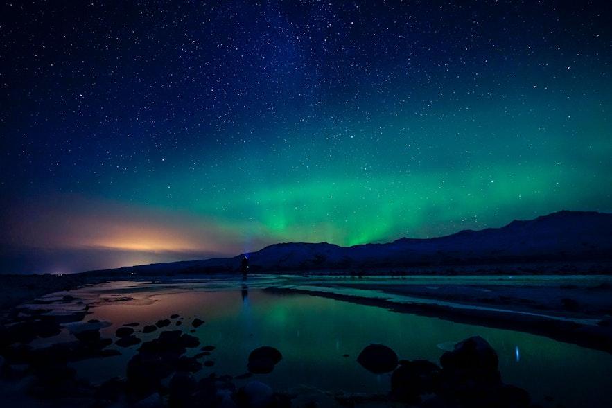 冰島11月北極光