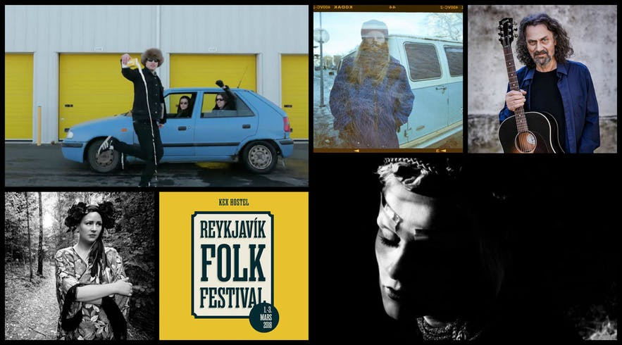 Iceland's long tradition of folk music was celebrated in full force this weekend as the first night of Reykjavik's annual Folk Festival got underway.
