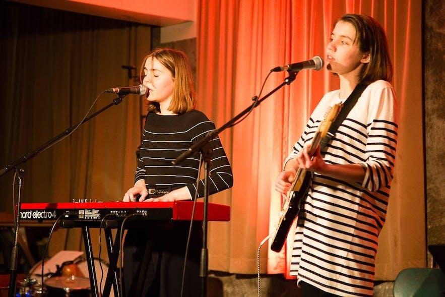 RuGl were one of the star performances of the Reykjavik Folk Festival 2018.