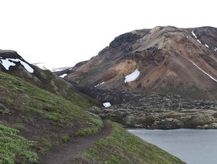 One-Way Bus Ticket | Departure from Landmannalaugar