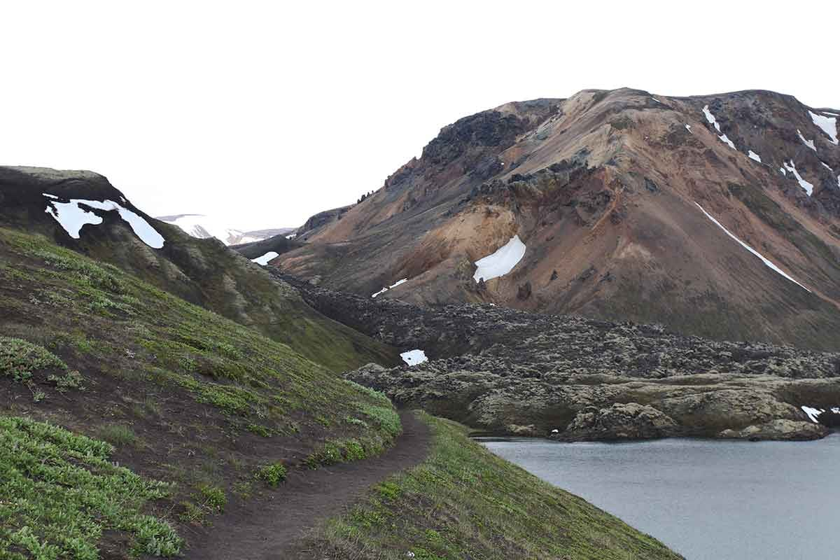 Discover the magical Highlands of Iceland with a trip to Landmannalaugar.