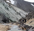 Visit the rugged but beautiful Landmannalaugar region in the Icelandic Highlands.