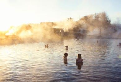 Golden Circle & Secret Lagoon I Minibus Day Tour