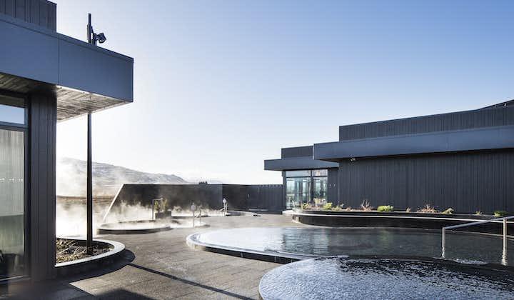 冰岛西部Krauma地热温泉池门票