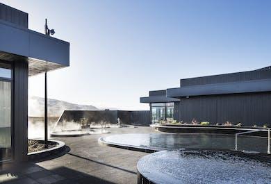 Admission to Krauma Geothermal Baths