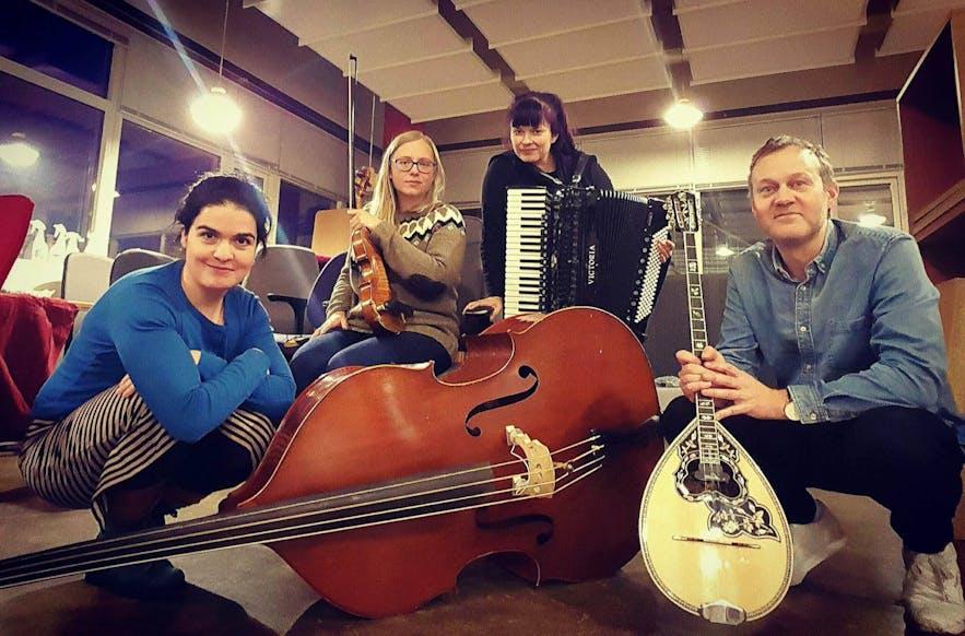 Reykjavik Folk Festival 2018