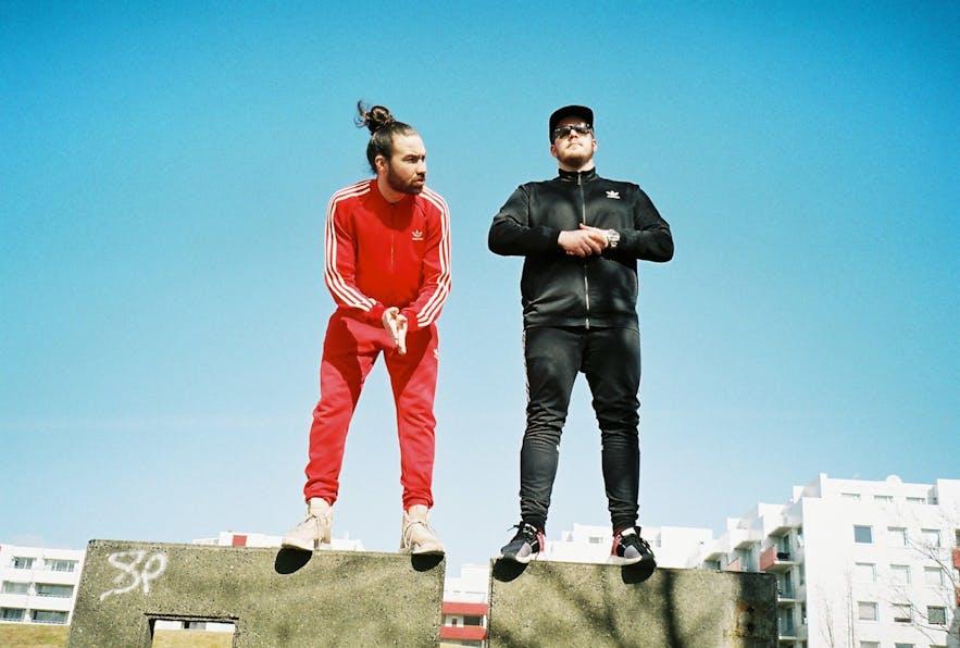 Hip Hop & Rap in Iceland