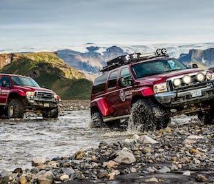 Thorsmork Valley | Super Jeep Day Tour