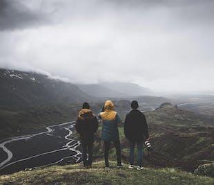 Journée de randonnée dans la vallée de Thorsmork | Sortie en Super Jeep