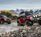Take a tour into the highlands in a large, custom vehicle known as a super jeep.