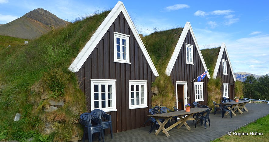 A List of the beautiful Icelandic Turf Houses, which I have visited on my Travels in Iceland