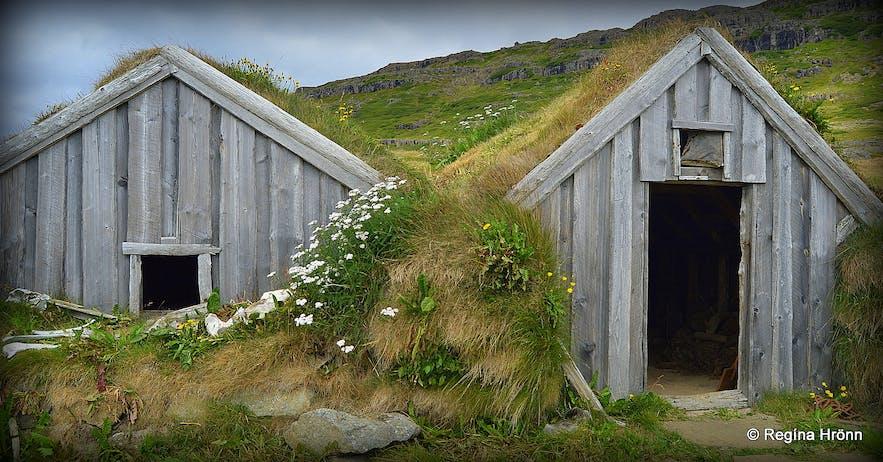 The Sorcerer's Cottage in the Westfjords of Iceland