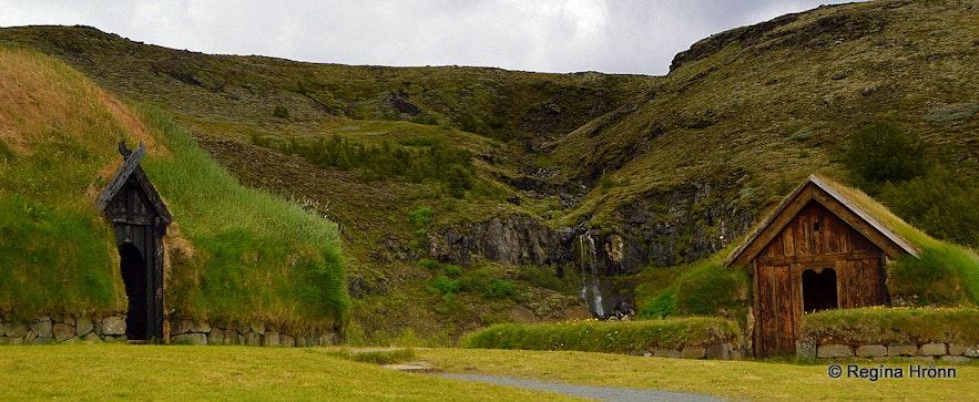 Þjóðveldisbærinn - the Saga Age farm