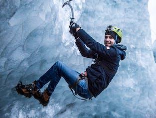 Solheimajokull Ice Climbing & Glacier Hike