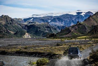 2 dni w islandzkim interiorze | Eksplorowanie doliny Thorsmork