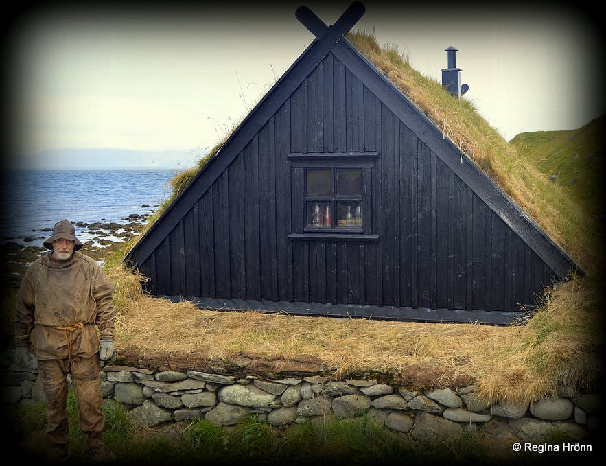 Ósvör Maritime Museum in the Westfjords of Iceland