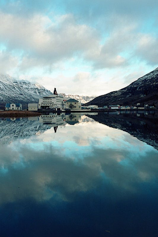The rural villages of the fjords of North Iceland are rich with history of the fishing trade and local culture.