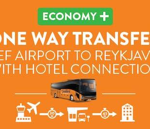 Airport Direct | Traslado desde el Aeropuerto de Keflavík a tu alojamiento en Reikiavik