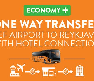 Airport Direct | Transfer from Keflavik Airport to your Accommodation in Reykjavik