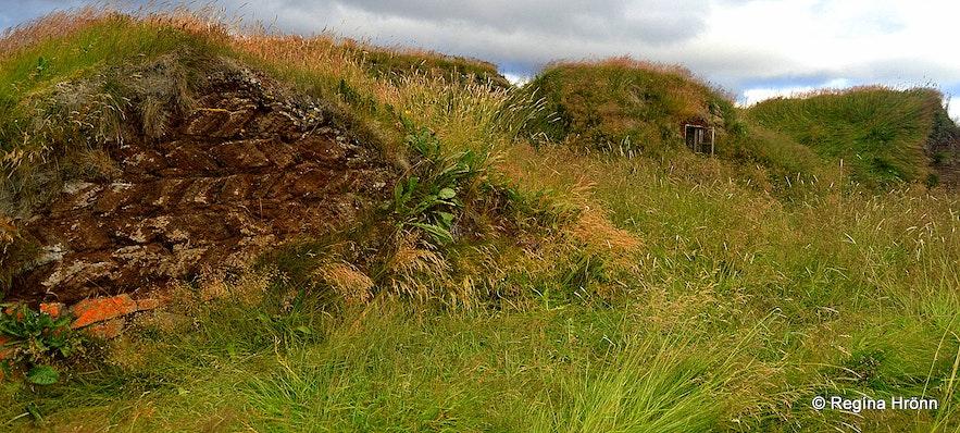 Galtastaðir-fram turf house in East-Iceland