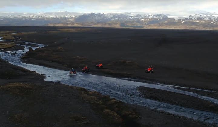 Action-Packed 10 Hour ATV Tour of Iceland's South Coast with Transfer from Reykjavík