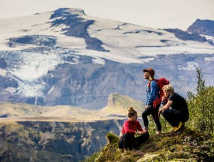 4-Day Adventure Tour | South Coast, Thorsmork & Glacier Hike