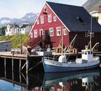 Die Fischerdörfer im Norden Islands erlauben einen Einblick in das Leben am Fjord.