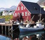 Les villages de pêcheurs du nord de l'Islande donnent un aperçu de la vie dans le fjord.