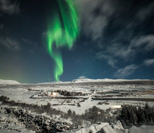 Northern Lights Minibus Tour | Small Group Excursion