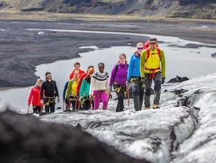 Découverte du glacier Sólheimajökull | Balade facile