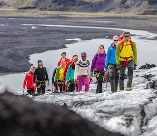 Gletsjerudforskning på Sólheimajökull | Let at gennemføre
