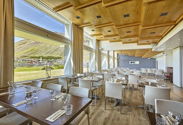 Отель Edda Ísafjörður