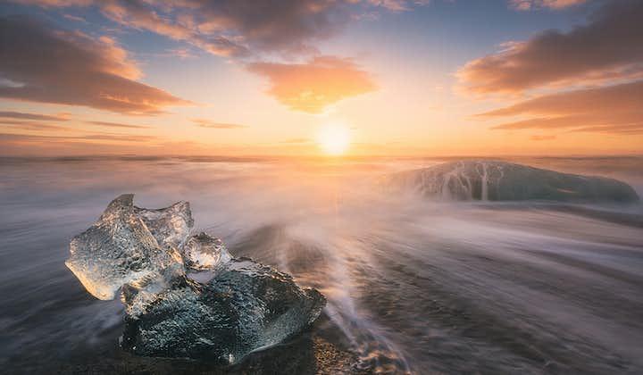 Klasyczna 8-dniowa wycieczka wakacyjna po południowym wybrzeżu Islandii, Fiordach Zachodnich i interiorze