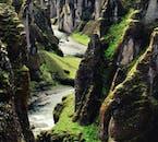 Fjaðrárgljúfur Canyon est un vrai régal pour les yeux!