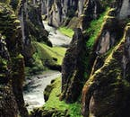 Fjaðrárgljúfur Canyon is quite the mouthful for visitors, but a true feast for the eyes!
