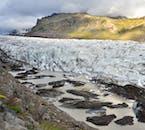 La réserve naturelle de Skaftafell offre des vues incroyables sur le paysage environnant.