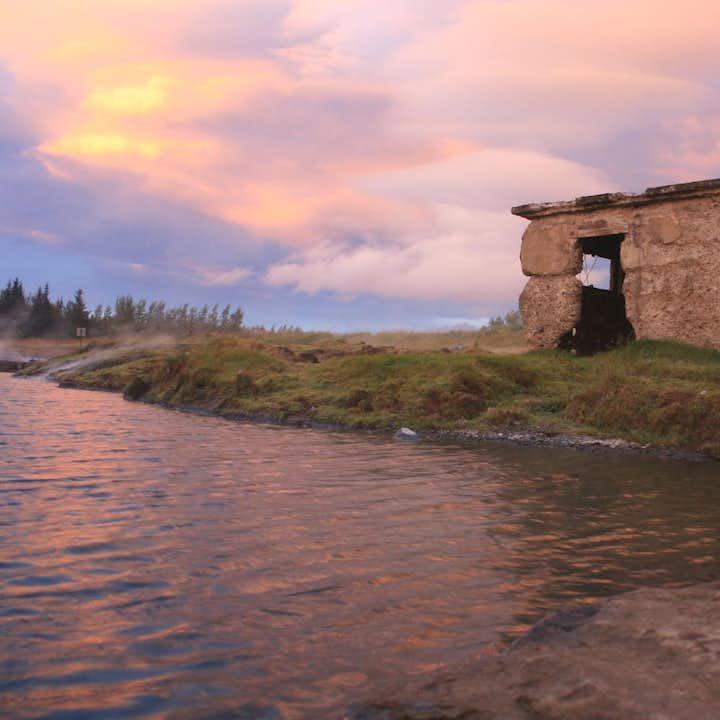 冰岛秘密温泉(Secret Lagoon)门票